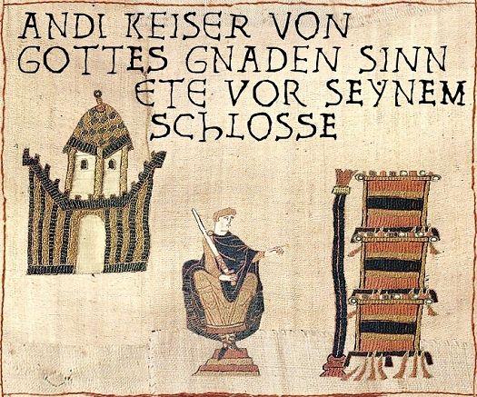 Blogs im Mittelalter 1