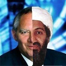 Osama bin Schäuble