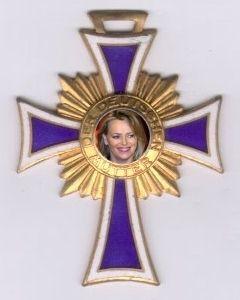 Ein Mutterkreuz für Eva Herman