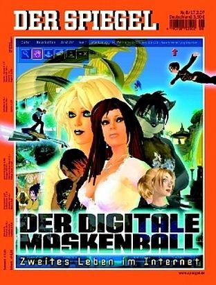 Der Spiegel über Second Life