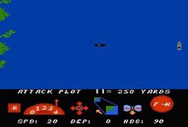 Silent Service auf dem NES 1
