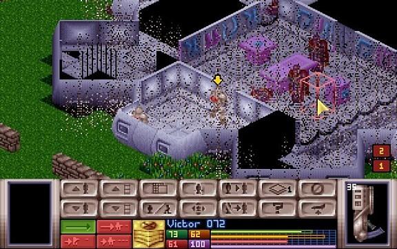 X-Com-Battlescape