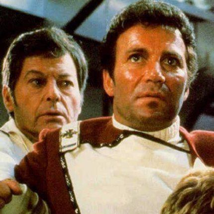 Szene aus Star Trek: The Wrath of Khan